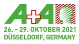 Unter diesem Motto findet in Düsseldorf vom 26. bis 29. Oktober die weltweit größte und wichtigste Fachmesse rund um Sicherheit und Gesundheit bei der Arbeit statt.