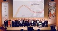 Die Gewinner des Deutschen Arbeitsschutzpreises 2019 stehen fest. Die unabhängige Jury zeichnete im Rahmen der Arbeitsschutzmesse A+A am 6. November 2019 in diesem Jahr fünf Preisträger aus, darunter zwei Mitgliedsunternehmen der BG ETEM: RWE Power AG und recalm GmbH.