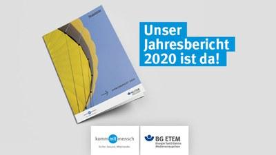 (30.07.2021) Die Corona-Pandemie hat deutliche Spuren in der Statistik der Berufsgenossenschaft Energie Textil Elektro Medienerzeugnisse (BG ETEM) hinterlassen. Das geht aus dem Jahresbericht 2020 der BG ETEM hervor, der jetzt in Köln vorgelegt wurde.