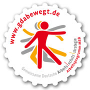 Logo GDA bewegt