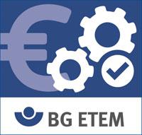 Mobil checken und sicher investieren mit der App der BG ETEM.