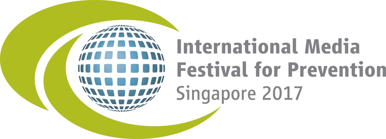 Logo des Internationalen Media Festivals für Prävention