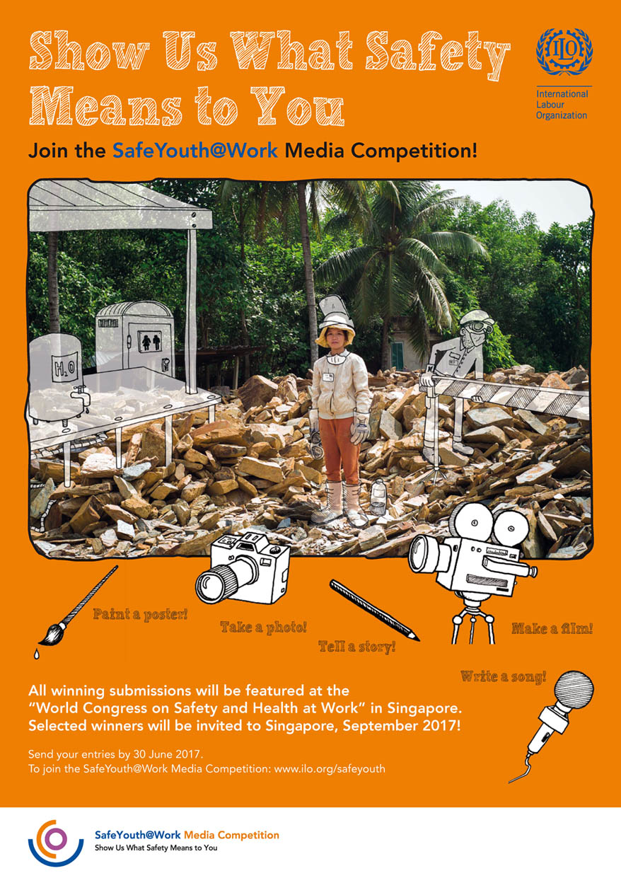 SafeYouth@Work Poster