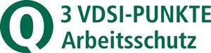 3 VDSI-Punkte Arbeitsschutz